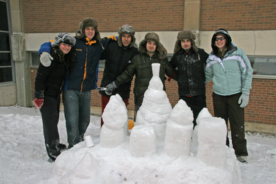 Wilfrid Laurier University Winter Carnival, 2007