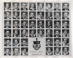 Waterloo College graduating class 1951 composite