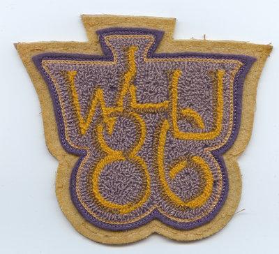 WLU 86 crest