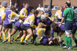 Wilfrid Laurier University women's rugby game, 2001