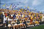 Fans at Seagram Stadium