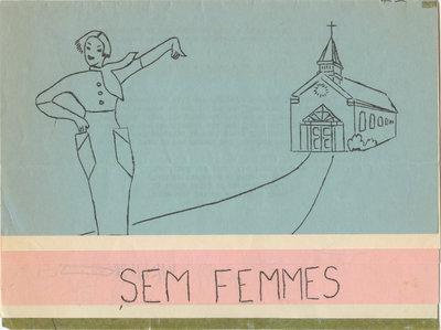 Sem Femmes : Seminette Club of Waterloo Lutheran Seminary program