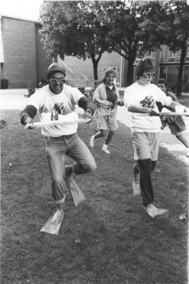 Wilfrid Laurier University Orientation Week, 1988