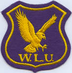 Waterloo Lutheran University crest