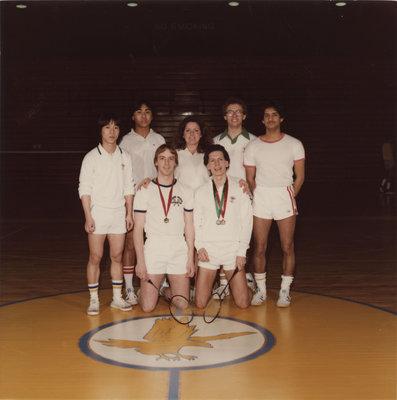 Wilfrid Laurier University men's badminton team