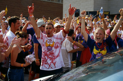 Wilfrid Laurier University Orientation Week, 1999