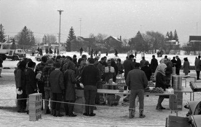 Waterloo Lutheran University Winter Carnival 1968
