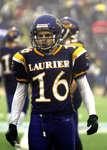 Ian Logan, Wilfrid Laurier University football player