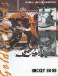 Wilfrid Laurier University : Hockey 1998-99