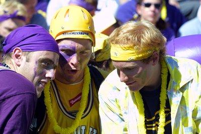 2002 Wilfrid Laurier University homecoming