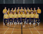 Wilfrid Laurier University men's varsity basketball team, 1985-1986