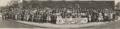 3rd Biennial Convention of the Luther League of Canada, 1930