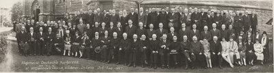 German Dutch Conference, 1927