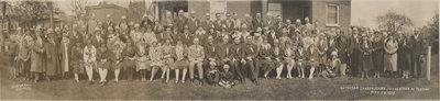 Lutheran Sunday School Convention, 1929