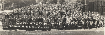11th Biennial Convention of the Luther League of Canada, 1946