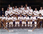 Wilfrid Laurier University men's hockey team, 1975-76