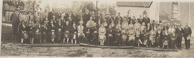 Kitchener District Sunday School Convention, 1932