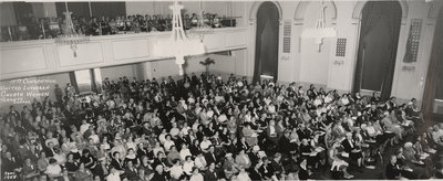14th Convention of the United Lutheran Church Women, 1958