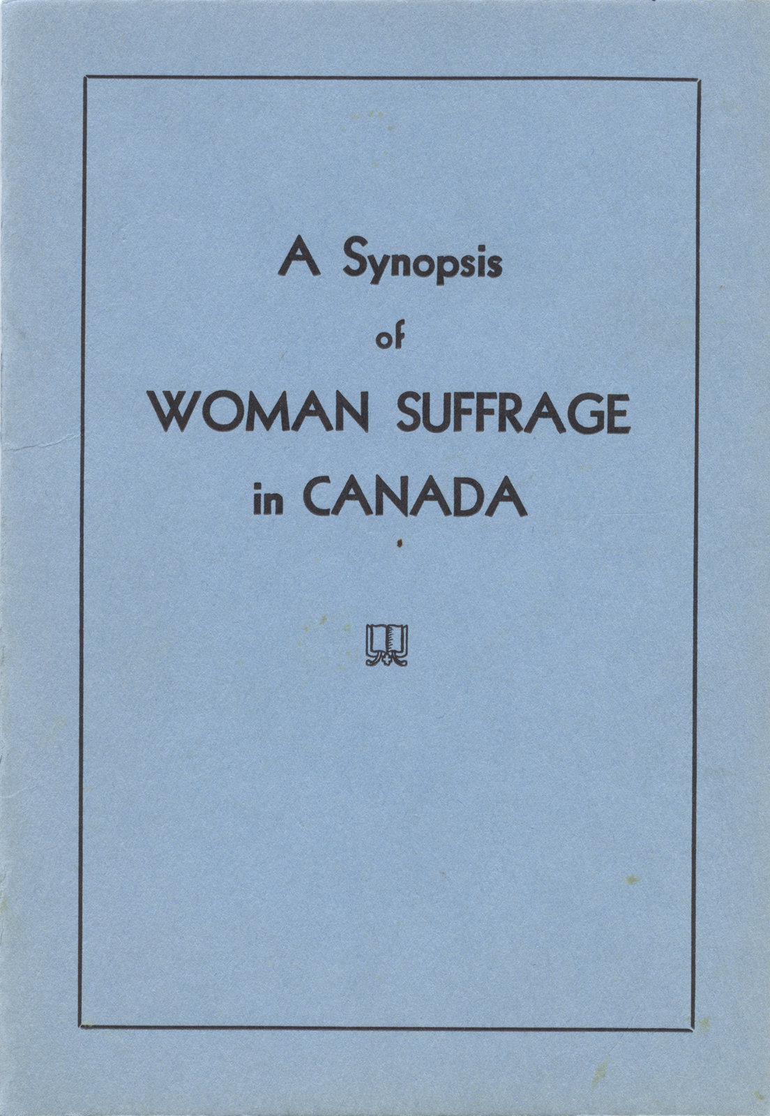 Courtesy the Wilfrid Laurier University Archives.