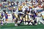 Wilfrid Laurier University football game, 2001