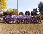 Wilfrid Laurier University men's football team, 1987