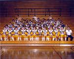 Wilfrid Laurier University men's football team, 1984