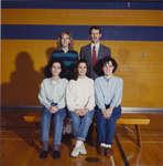 Wilfrid Laurier University women's squash team, 1990-91