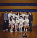 Wilfrid Laurier University badminton team, 1990-91