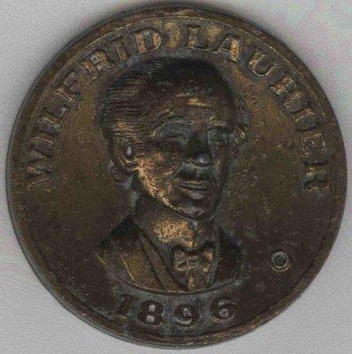 Wilfrid Laurier commemorative medallion