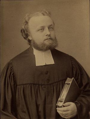 Reverend Bahne Peter Christiansen
