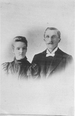 Conrad Zarnke and wife Marianne Steiss