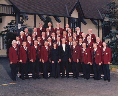 Concordia Male Choir, 1997