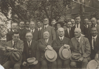 Canadian College of Organists Annual Convention, Montreal, 1922