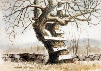 Up the Apple Tree