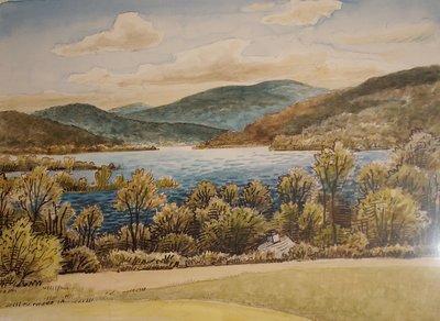 Lake Waramang