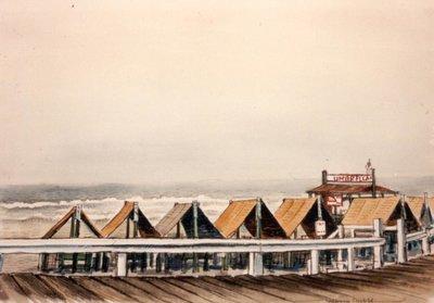 Umbrella Concession at Cape May