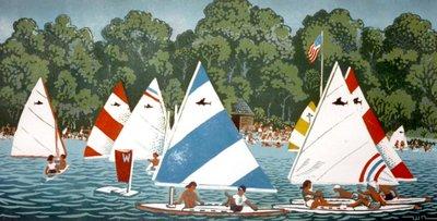 The Sailfish Race