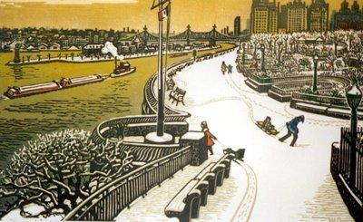 John Finley Walk In Winter
