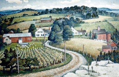 New England Fields
