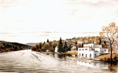 Yale Crew Headquarters, Housatonic River