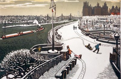 John Finely Walk In Winter