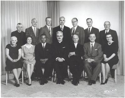 Staff, St. Peter's Lutheran Church, Kitchener, Ontario