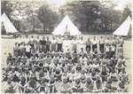 Lutheran Boys Camp at Fisher's Glen, 1938