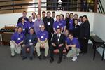 Alumni Awareness Week 2002, group photo