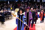 Members of procession fall convocation, 2004