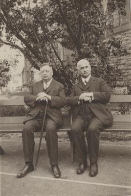 Percival J. Illsley and Albert Ham