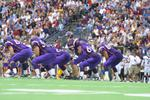 Homecoming football game, 2004