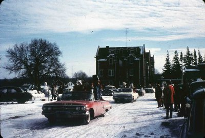 Waterloo Lutheran University Winter Carnival 1962