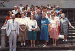 Wilfrid Laurier University Library staff, 1989