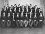 Waterloo College male chorus, 1948